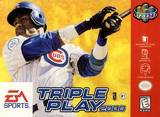 Triple Play 2000 (Nintendo 64)